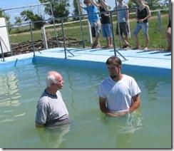 Curtis baptism june 22, 2008