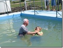 rachel baptism june 28, 2008