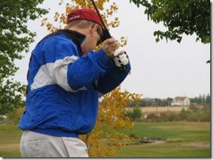 Lester golf Sept 27, 2008