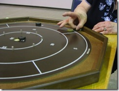 crokinole tourament mar 27, 2009