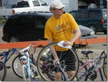 Bike rally 2009