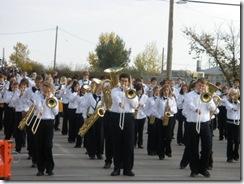 Goose fest parade band 2009